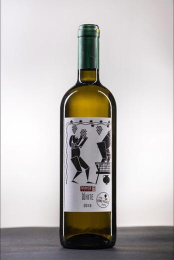 Vin de Crête  Blanc