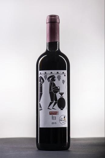 Vin de Crête Ερυθρό